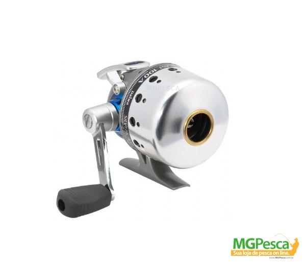 Spincast Daiwa Silvercast - 100A  - MGPesca