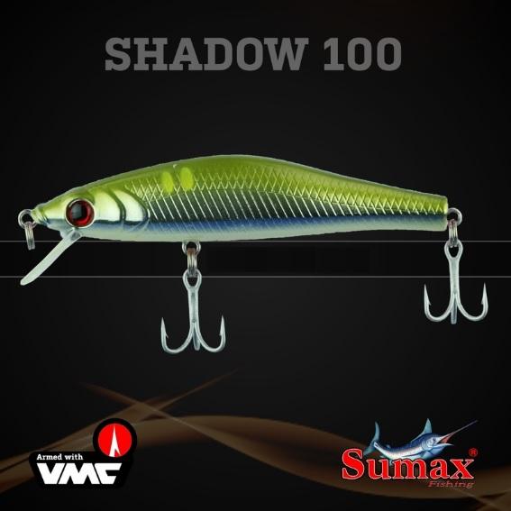 Isca Artificial Sumax Shadow 100  - MGPesca