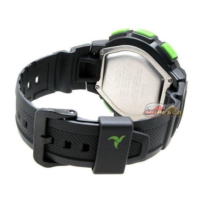 202f421b0b3 Relógio Casio Masculino OutGear SGW-1000-2BCF - Triple Sensor com  Barômetro