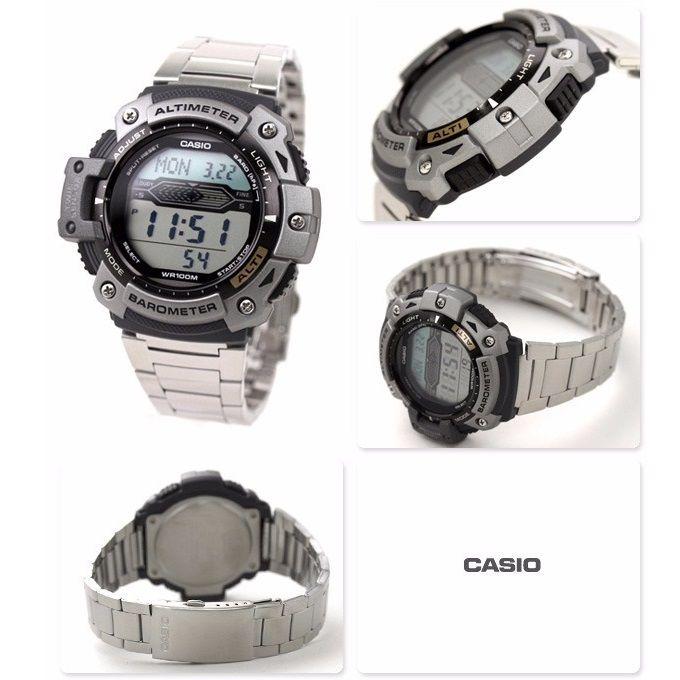 Relogio Casio Out Gear Sgw-300hd-1avdr Barômetro Altímetro  - MGPesca