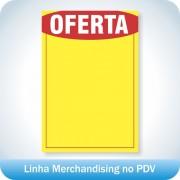Cartaz Oferta 21,5x31,5cm - 30 unidades
