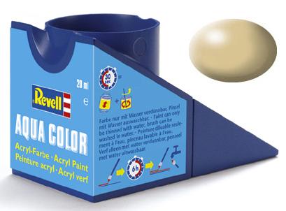 Tinta Acrílica Revell Aqua Color Bege Seda - Revell 36314  - BLIMPS COMÉRCIO ELETRÔNICO