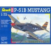P-51B Mustang - 1/72 - Revell 04182