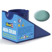 Tinta Acrílica Revell Aqua Color Azul Claro Fosco - Revell 36149