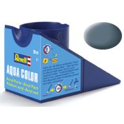 Tinta Acrílica Revell Aqua Color Cinza Azulado Fosco - Revell 36179