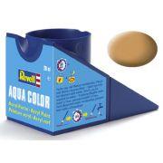 Tinta Acrílica Revell Aqua Color Ocre Fosco - Revell 36188