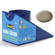 Tinta Acrílica Revell Aqua Color Bege Fosco - Revell 36189