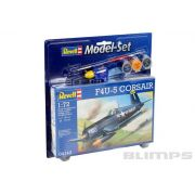 Model-Set F4U-5 Corsair - 1/72 - Revell 64143