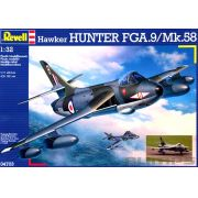 Hawker Hunter FGA.9/Mk.58 - 1/32 - Revell 04703