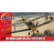 De Havilland DH.82a Tiger Moth - 1/72 - Airfix A01025