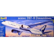 Boeing 787-8 Dreamliner - 1/144 - Revell 04261
