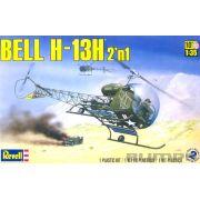 Bell H-13H 2'n1 - 1/35 - Revell 85-5313