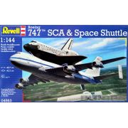 Boeing 747 SCA & Space Shuttle - 1/144 - Revell 04863