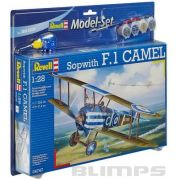 Model-Set Sopwith F.1 Camel - 1/28 - Revell 64747