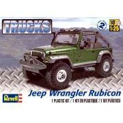 Jeep Wrangler Rubicon - 1/25 - Revell 85-4053