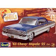 Chevy Impala SS 1963 - 1/25 - Revell 85-4278