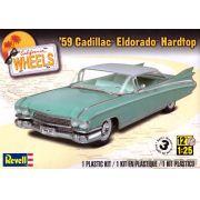 Cadillac Eldorado Hardtop 1959 - 1/25 - Revell 85-4361