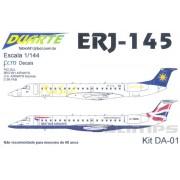 ERJ-145 - 1/144 - Duarte DA144-01