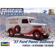 Ford Panel Delivery 1937 - 1/25 - Revell 85-4930