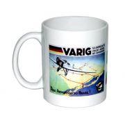 Caneca Varig - Primeiro Correio Aéreo