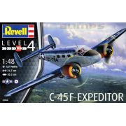 C-45F Expeditor - 1/48 - Revell 03966