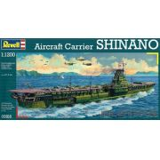 Aircraft Carrier Shimano  - 1/1200 - Revell 05816
