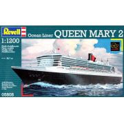 Ocean Liner Queen Mary 2 - 1/1200 - Revell 05808