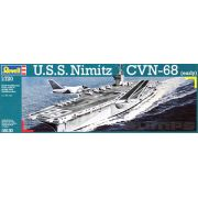 U.S.S. Nimitz CVN-68 (early) - 1/720 - Revell 05130