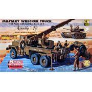 Guincho Militar (Military Wrecker Truck) - 1/32 - Revell 85-7816