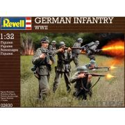 Infantaria Alemã na Segunda Guerra Mundial - 1/32 - Revell 02630