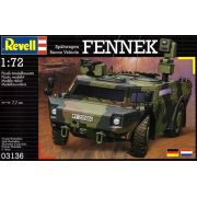 Carro Blindado de Reconhecimento Fennek - 1/72 - Revell 03136