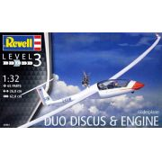 Gliderplane Duo Discus & engine - 1/32 - Revell 03961