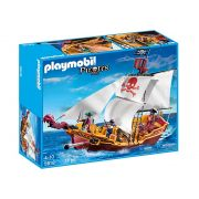 Playmobil Pirates - Navio Pirata - 5618