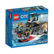 Lego City - Conjunto de Iniciação Ilha da Prisão - 60127