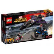 Lego Super Heroes - Perseguição do Pantera Negra - 76047