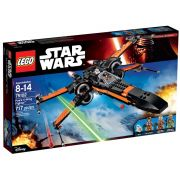 Lego Star Wars -  X-Wing Fighter do Poe - 75102