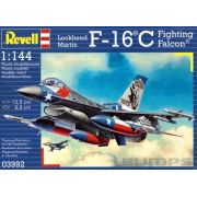 F-16C Fighting Falcon - 1/144 - Revell 03992