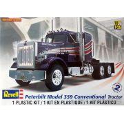 Cavalo mecânico Peterbilt 359 Conventional - 1/25 - Revell 85-1506