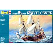Pilgrim Ship Mayflower - 1/83 - Revell 05486