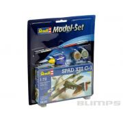 Model-Set Spad XIII C-1 - 1/72 - Revell 64192