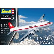 DC-4 Balair / Iceland Airways - 1/72 - Revell 04947