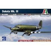 Douglas DC-3 Dakota Mk.III - 1/72 - Italeri 1338