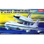 Space Shuttle & NASA Transport - 1/288 - Academy 12708