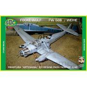 Focke-Wulf FW-58B Weihe - 1/48 - GIIC