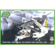GRUMMAN P-16H TURBO TRACKER - GIIC - 1/48