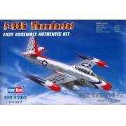 Republic F-84G Thunderjet - 1/72 - HobbyBoss 80247