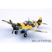 Curtiss P-40E Tomahawk - 1/72 - Easy Model 37273