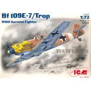 Messerschmitt Bf-109E-7/Trop - 1/72 - ICM 72133