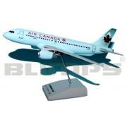 Maquete Airbus A319 Air Canada - 19 cm