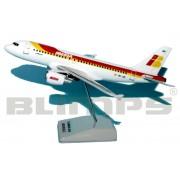 Maquete Airbus A319 Iberia - 19 cm